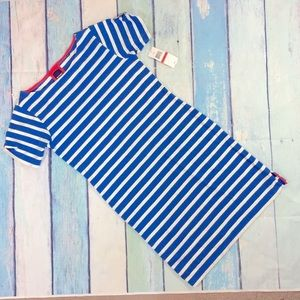 New Sperry Top Sider Striped Dress XS